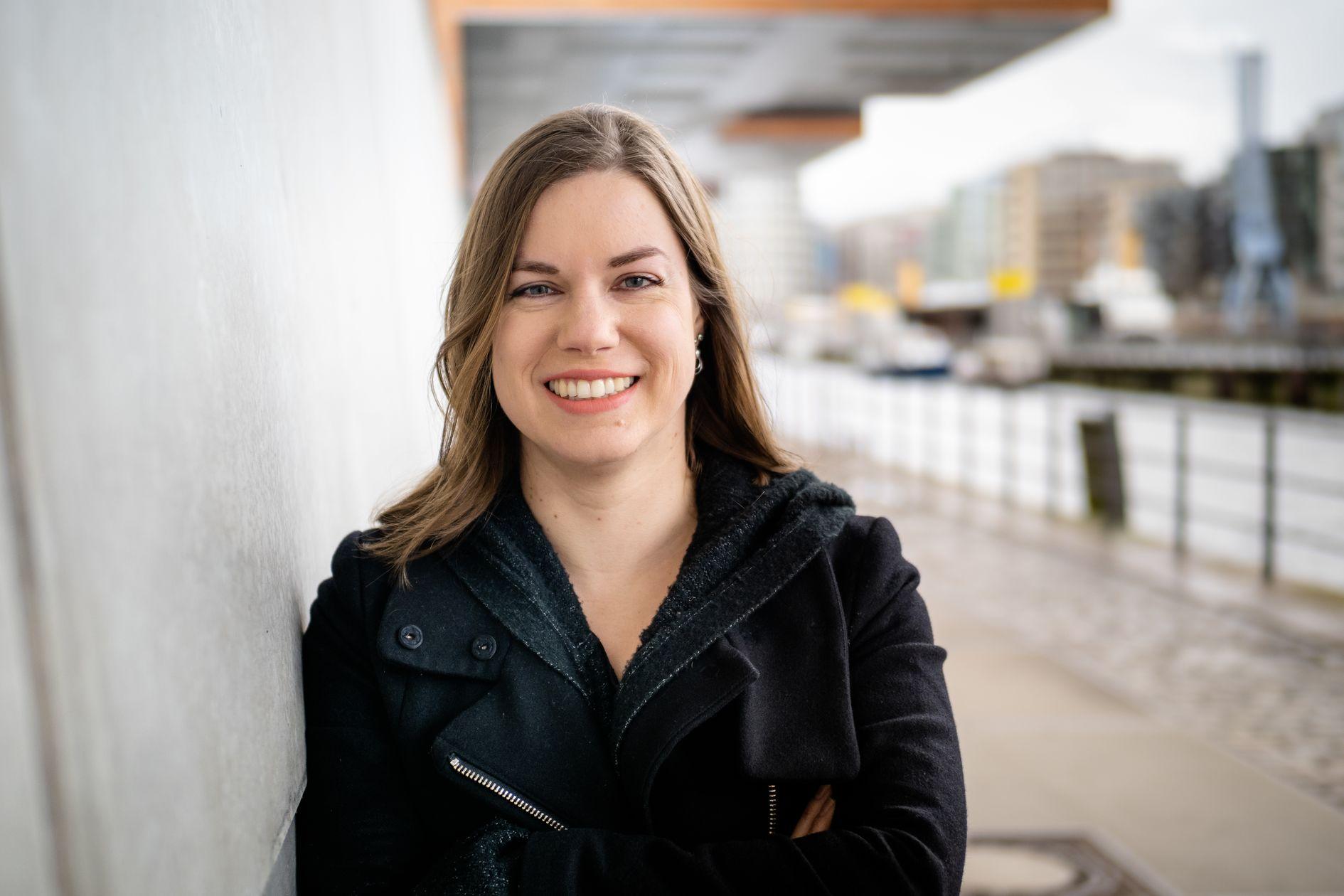 Martina John ist CvD im Ressort Lifestyle und Service und Audio Strategist bei Content Fleet