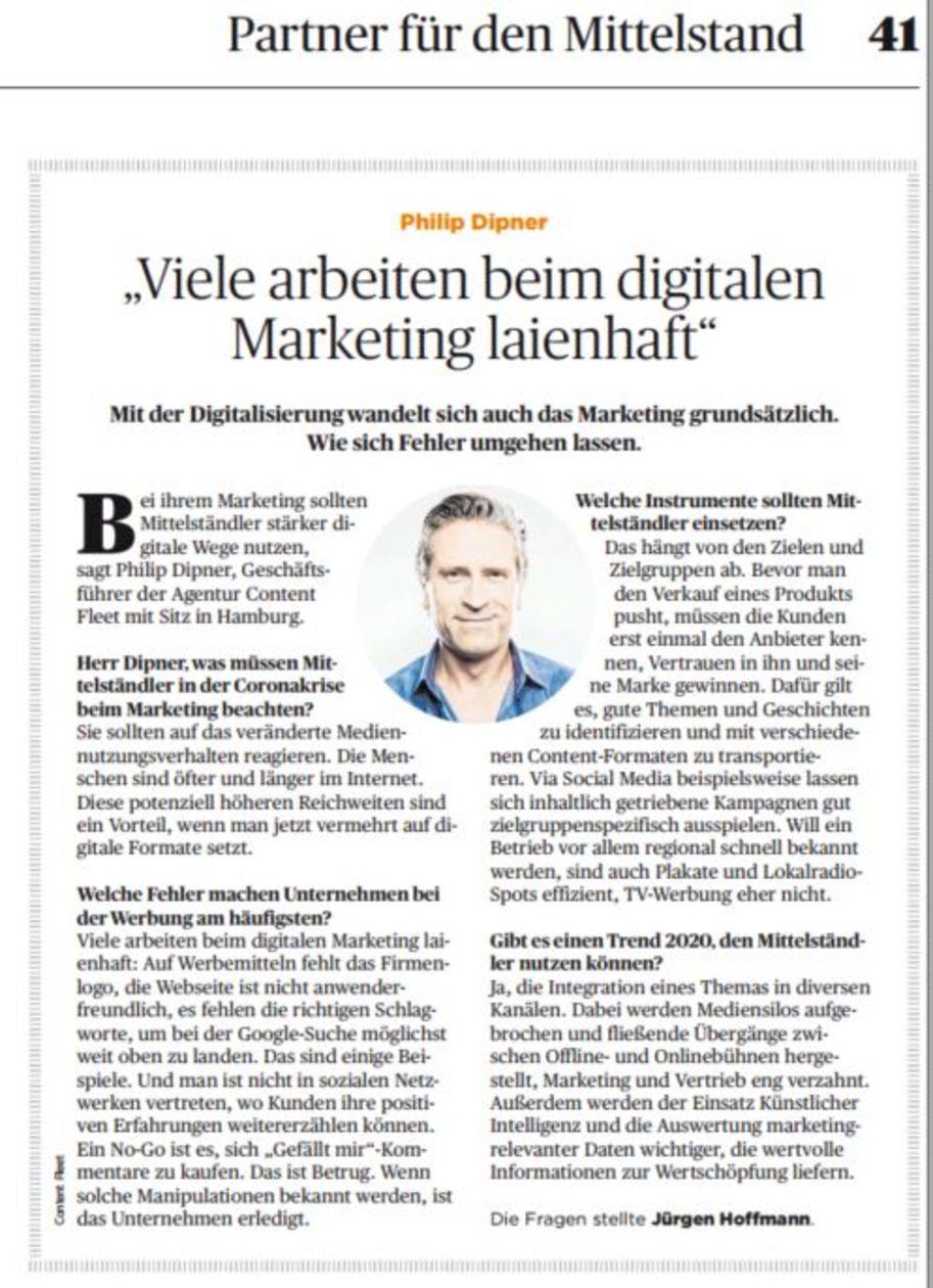Fehler beim digitalen Marketing vermeiden