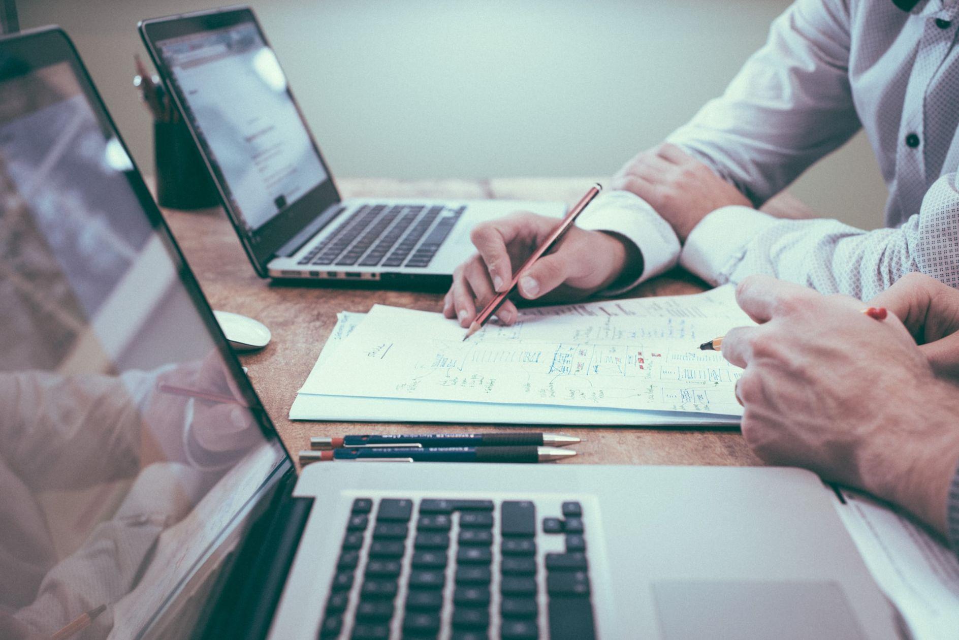 Im Content Audit prüfen wir die Inhalte und Informationen.