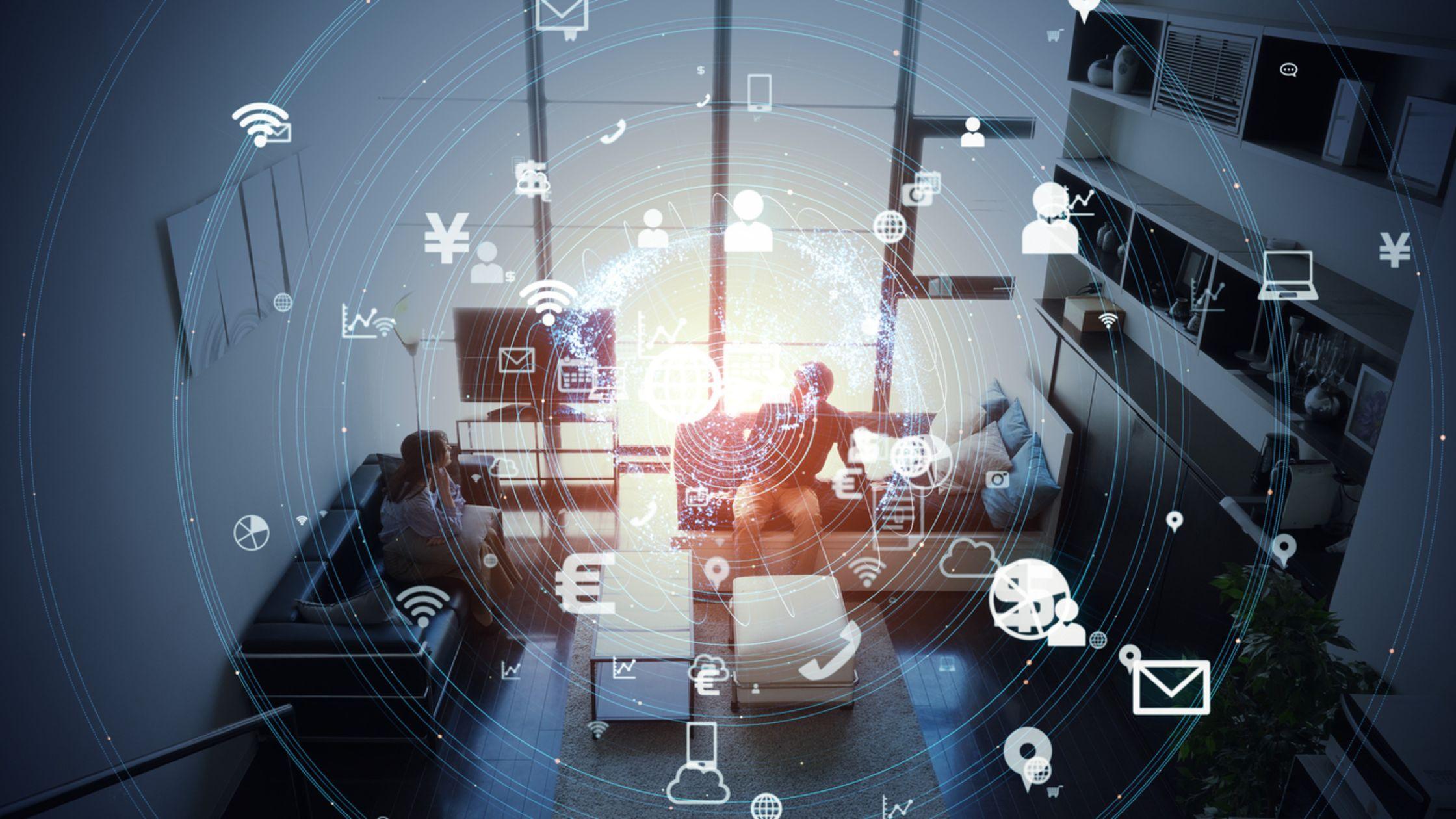 Sensortechnologie aus der schönen neuen Smarthome-Welt bringt kontextsensitives Marketing auf ein neues Level.