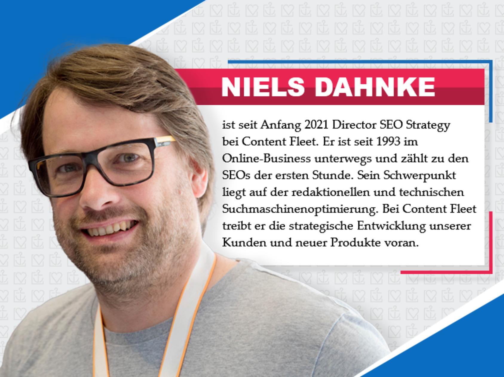 Niels Dahnke über Seeding