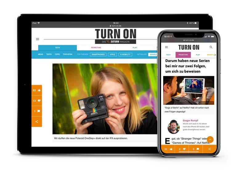 Nominierung für TURN ON – Content Fleet ist Finalist bei den Digital Communication Awards 2019