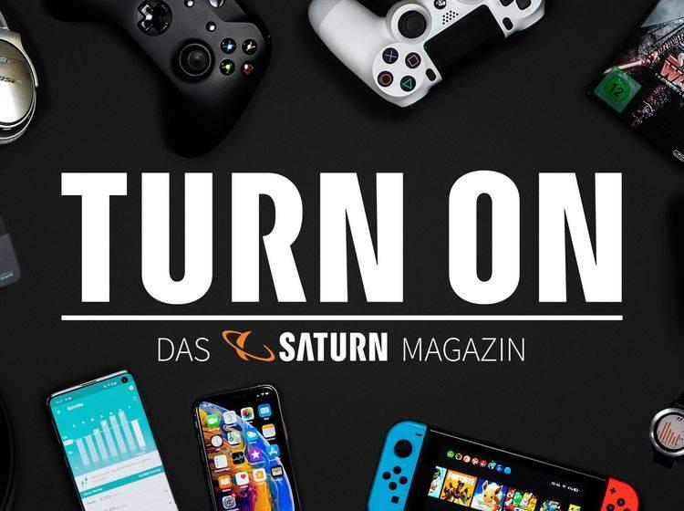 Das Turn On Magazin online
