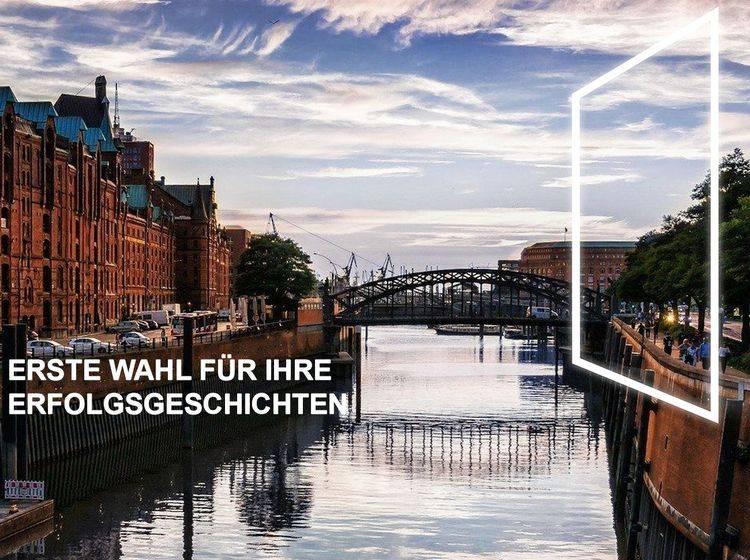 Bild von der Hamburger Speicherstadt