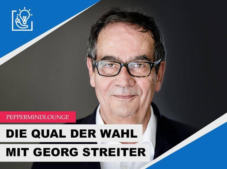 PepperMindLounge mit Georg Streiter